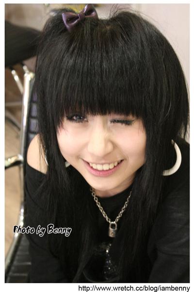 尚洋benny2009-2010流行髮型髮色 短中髮66