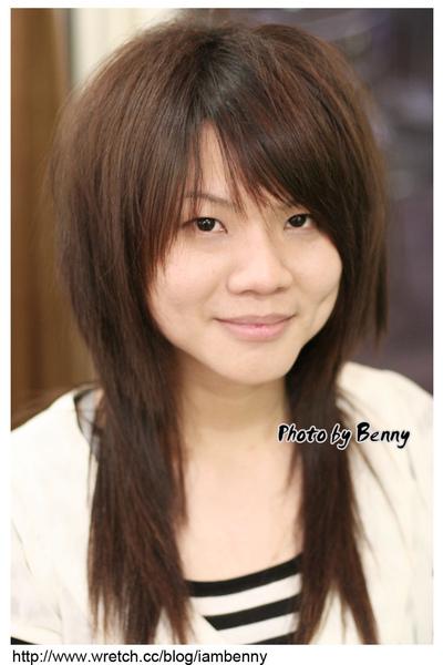 尚洋benny2009-2010流行髮型髮色 短中髮67
