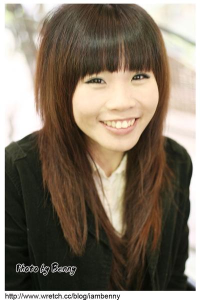 尚洋benny2009-2010流行髮型髮色 短中髮68