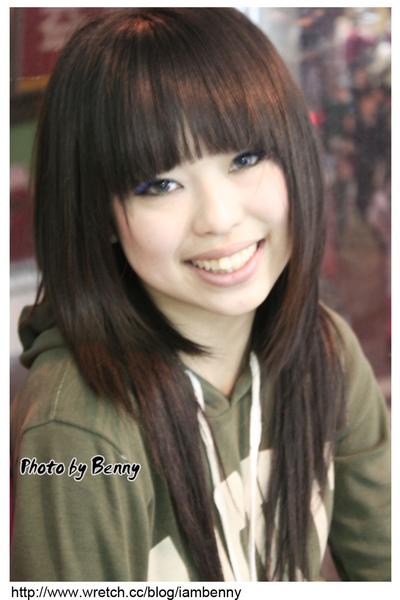尚洋benny2009-2010流行髮型髮色 短中髮71