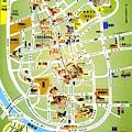2012銀樓媽集合地圖
