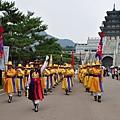 傳統韓式遊行