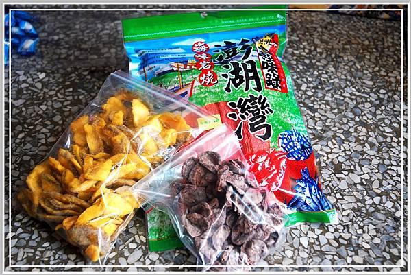 出遊的伴手禮,發揚台灣食物