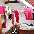 Hostel Celica clothes.JPG
