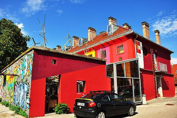 Hostel Celicaoutside.JPG