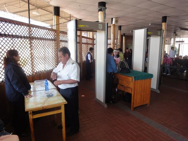 nazca機場