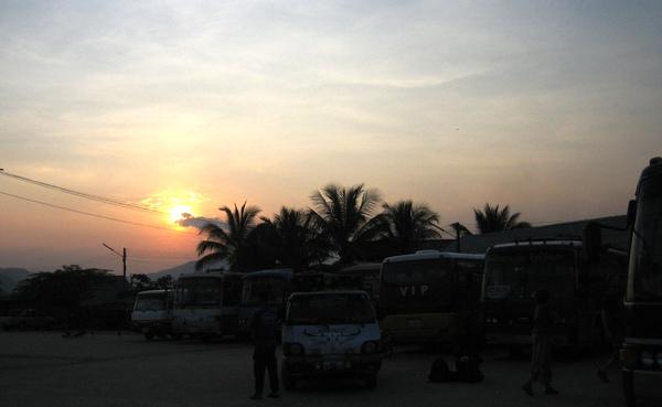 龍坡邦的夕陽