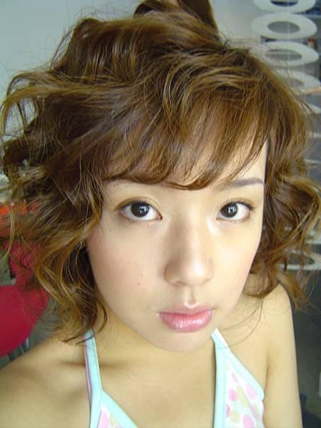 茉莉2004秋季髮型書