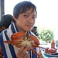 吃了好多螃蟹