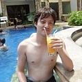 這幾天喝超多芒果汁