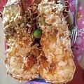 龍蝦吃到吐