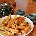 金台灣的下午茶