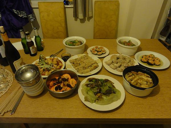 2011年夜飯