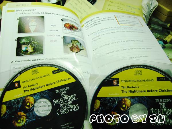 英文練習書2CD