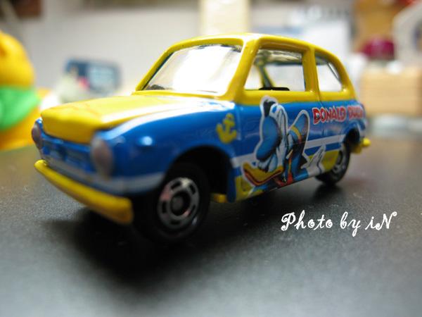 TOMY Cars_Donaldp小黃.jpg