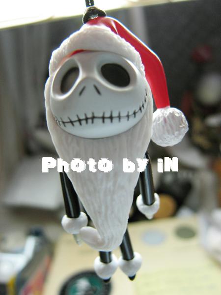 海盜版聖誕帽傑克