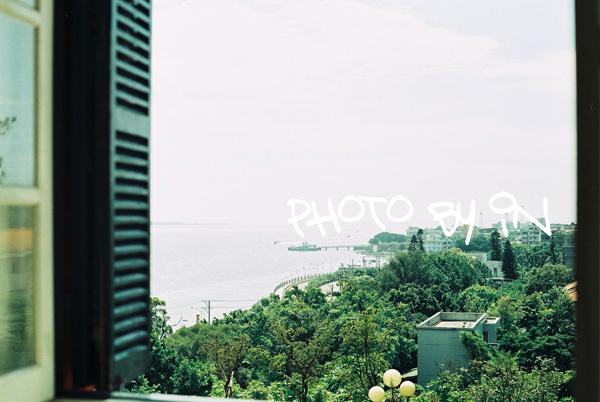 Canon FTb_F1000014_紅毛城最棒的view.JPG