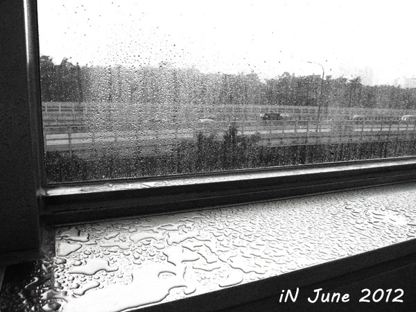 June-raining day inside out