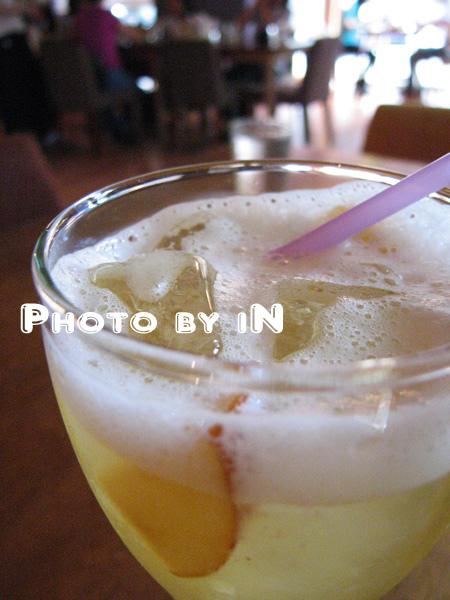 Tea Time@兔子聽音樂_蘋果茶.JPG