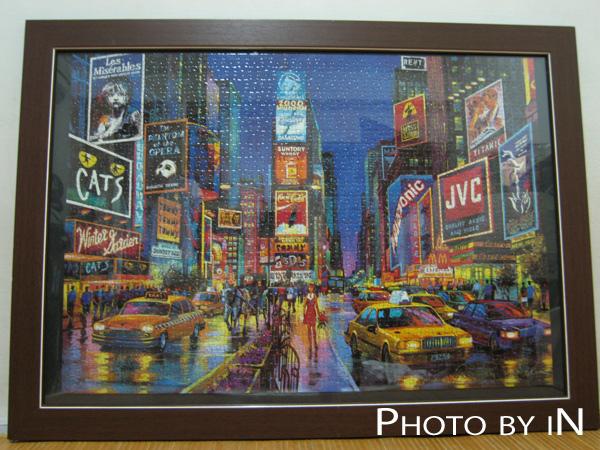 Time Square_裱框.JPG