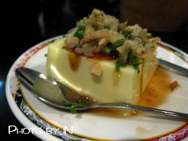 滿來拉麵_冷豆腐.JPG