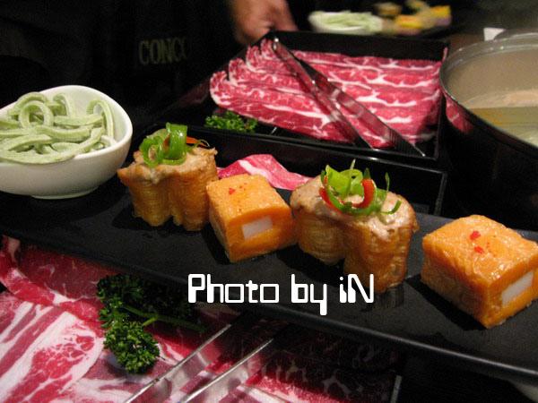 芋香豆腐、蝦仁福袋 雙拼.JPG