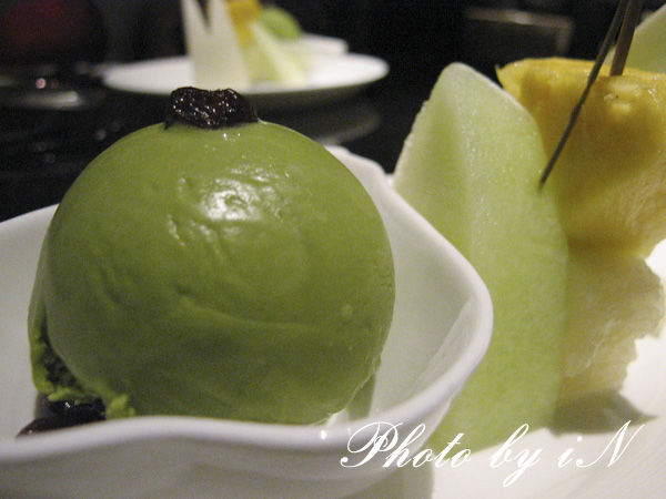 三井吃飽飽_飯後甜點.JPG
