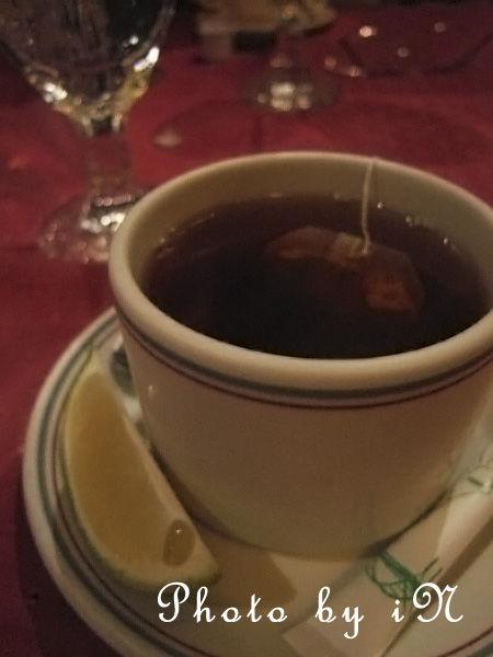 爸爸都知道之沾美西餐廳_真的是檸檬紅茶.JPG