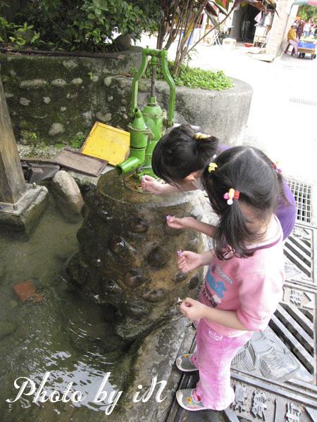 三坑老街_洗洗手.JPG