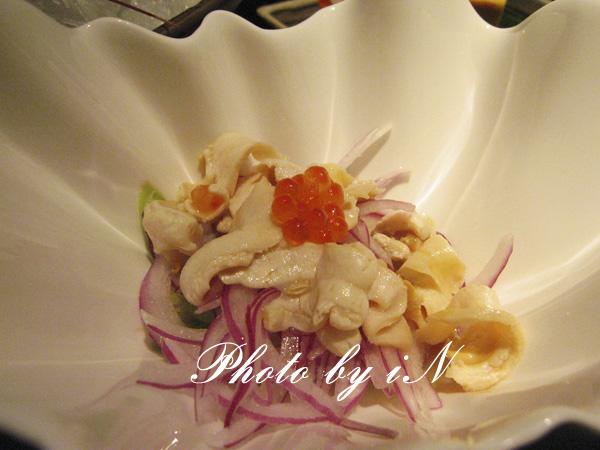 三井吃飽飽_ 鮭魚卵洋蔥漬物.JPG