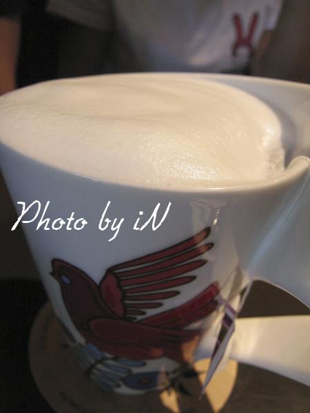 咖啡二弄_法式奶茶.JPG