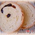 木材麵包切面