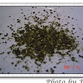 湯種綠奶茶土司用的綠茶粉2