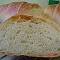 優酪乳酵種法國麵包-切面1