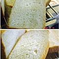 小麥種土司切面