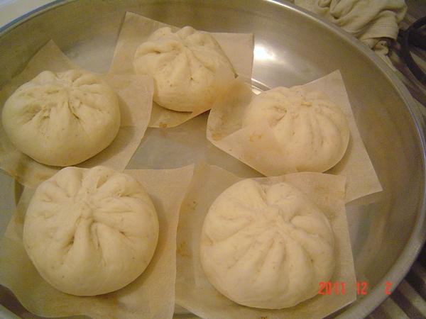 燕麥咖哩肉包(大合照)
