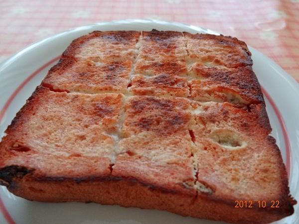 奶酥厚片2(紅麴枸杞土司)