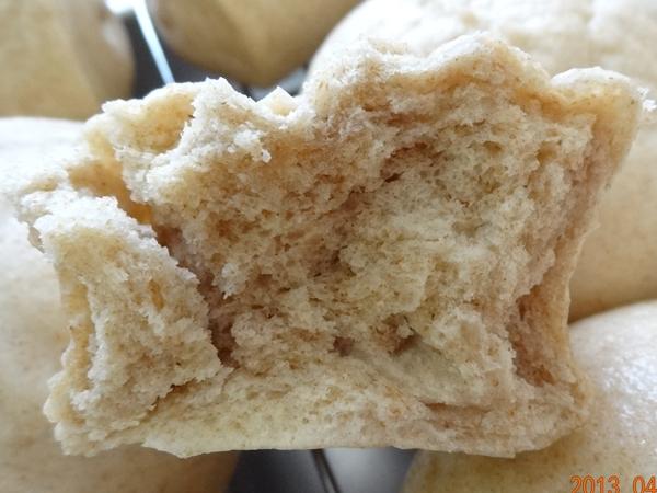 30%全麥饅頭 (2)