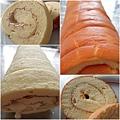 金桔乳酪捲