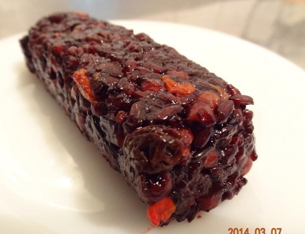 薏仁紫米糕