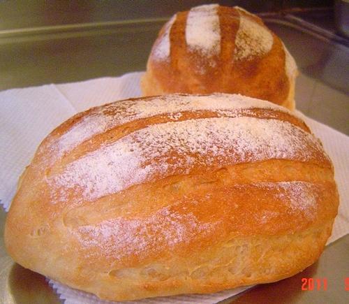 大布里麵包