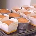分蛋式40%糙米胖蛋糕