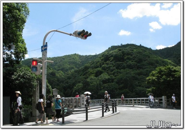 (嵐山)渡月橋,商店街。 (1).jpg