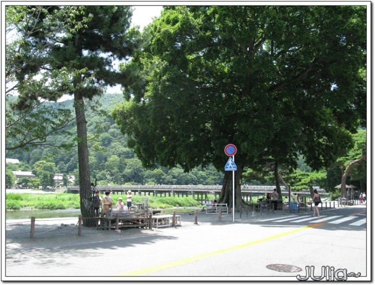 (嵐山)渡月橋,商店街。 (4).jpg