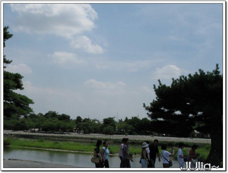 (嵐山)渡月橋,商店街。 (11).jpg