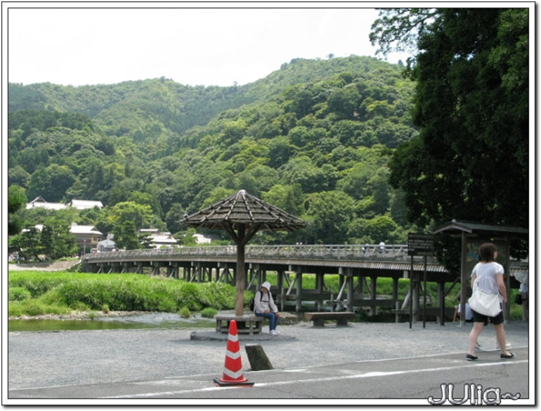 (嵐山)渡月橋,商店街。 (12).jpg