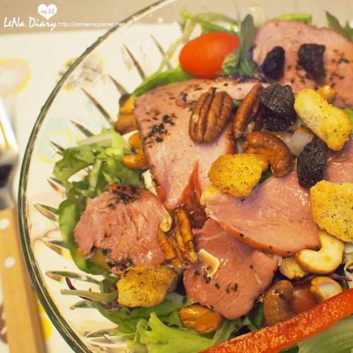 JB Salad。輕蔬食