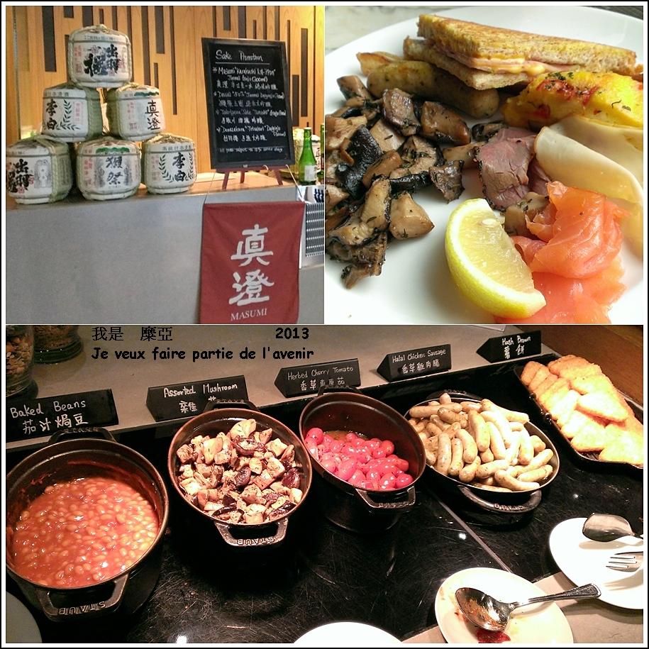 Hotel ICON餐廳的口味都在水準之上   連早餐都像極了台灣2.3百的brunch