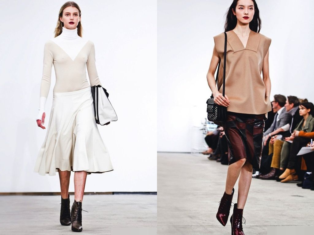 Derek Lam fall winter 2013 (4)