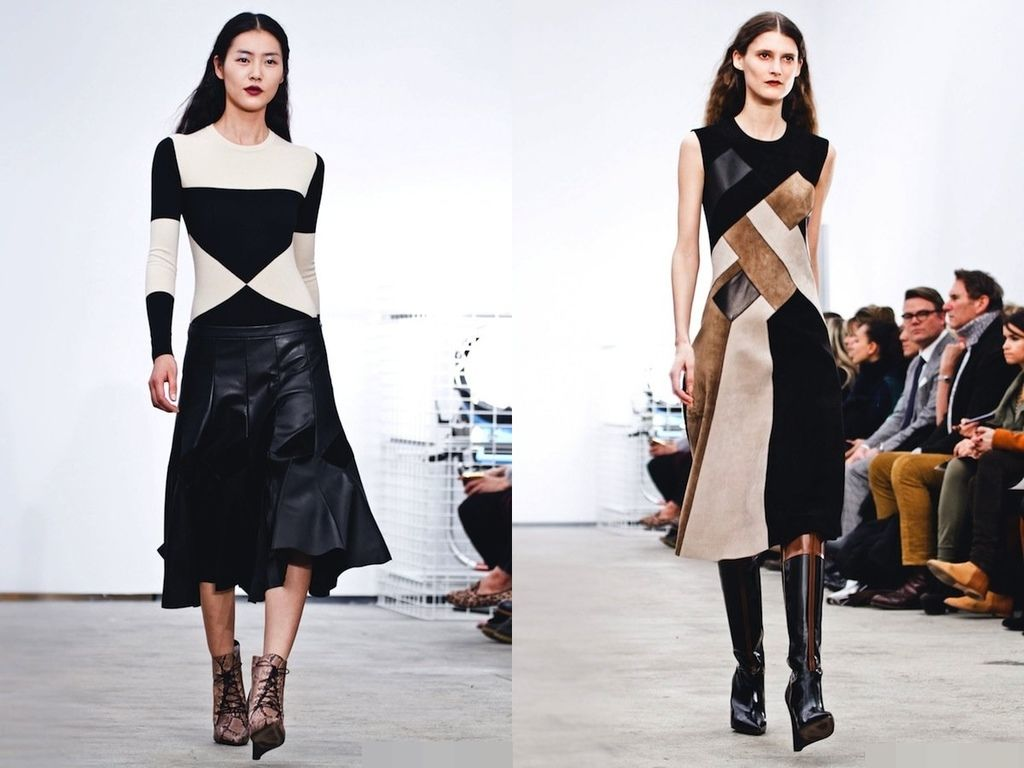 Derek Lam fall winter 2013 (6)